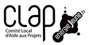 Logo du Comité Local d'Aide aux Projets