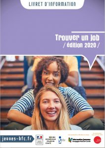 Guide d'information Crij BFC - Trouver un job