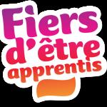 Logo de la plateforme régionale de l'apprentissage en Bourgogne-Franche-Comté - Fiers d'être apprentis