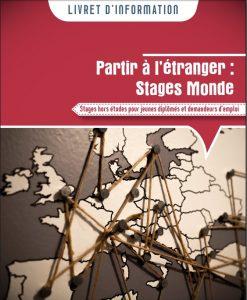 Livret d'information Crij BFC - Partir à l'étranger : Stages Monde