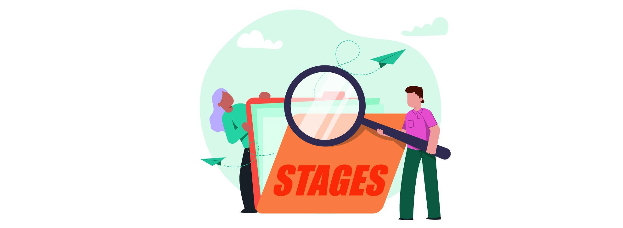 Illustration Trouver un stage