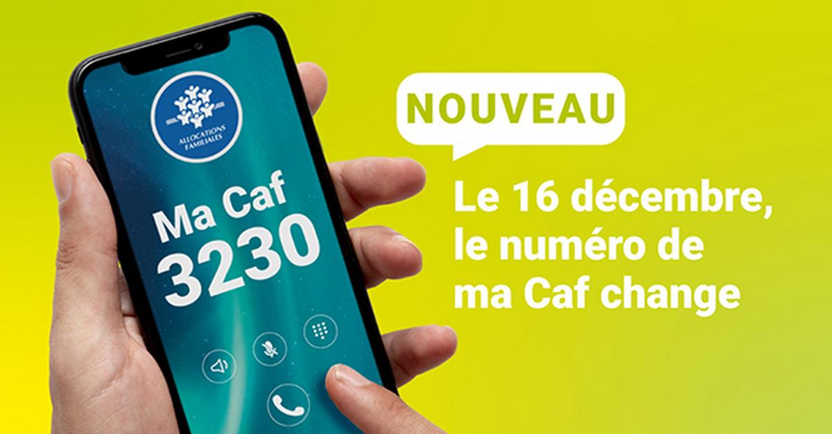 3230 : le nouveau numéro pour contacter la Caf