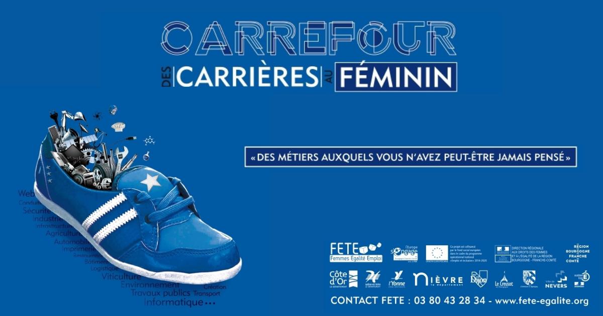 Carrefours des carrières au féminin 2021