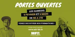 JPO des MFR de Bourgogne-Franche-Comté - 2021