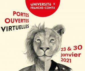 JPO Université de Franche-Comté - 2021