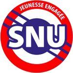 Logo Service National Universel (SNU)