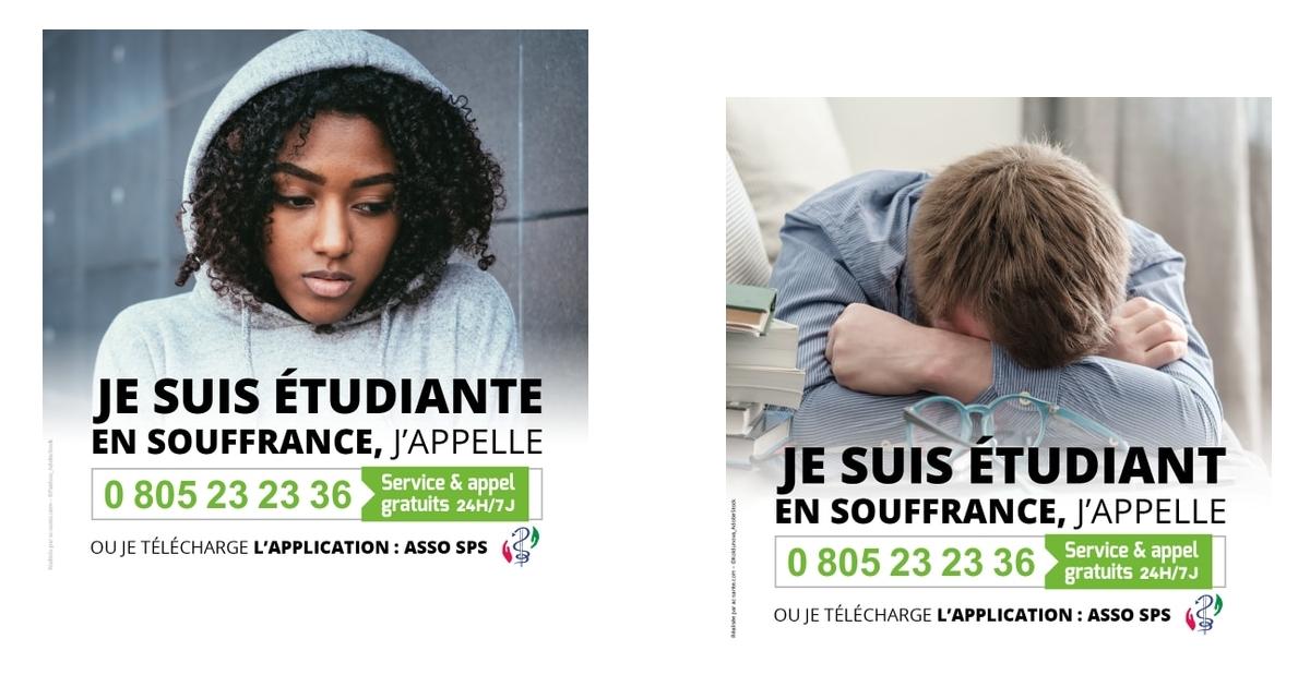 Soutien aux étudiants en détresse psychologique