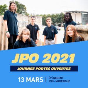 Journées portes ouvertes des Compagnons du devoir - 13 mars 2021
