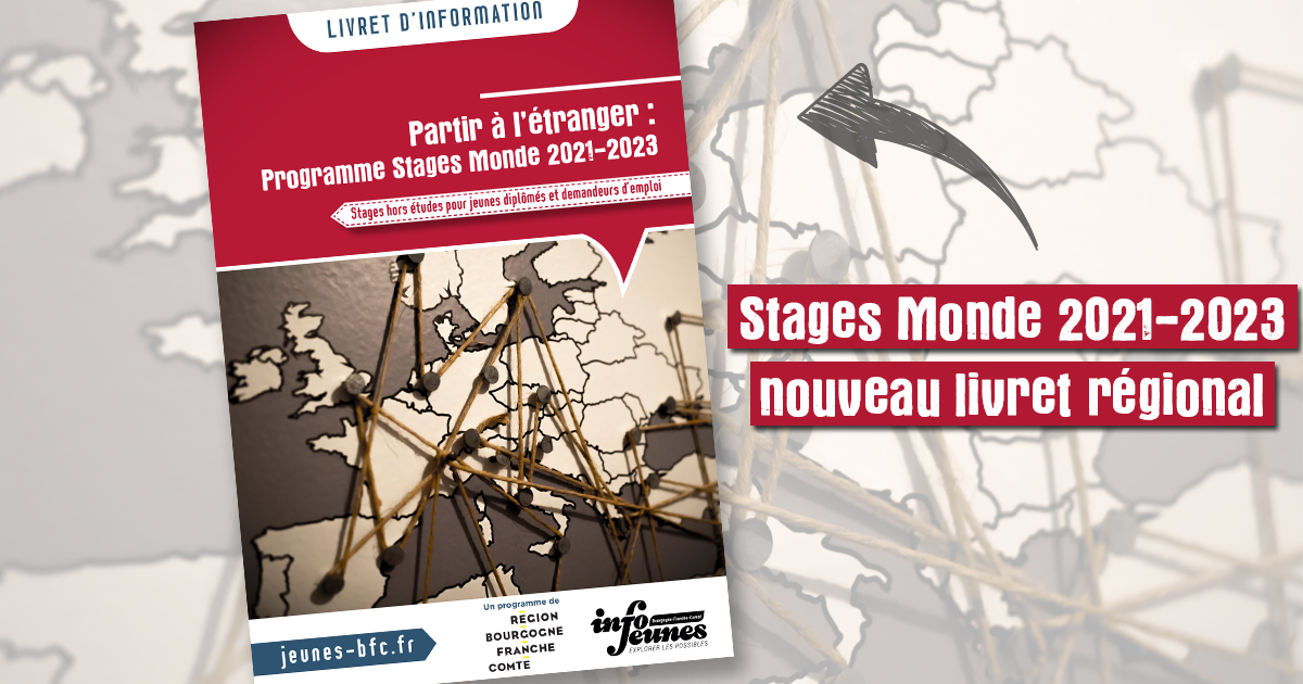 Slide actu Stages Monde