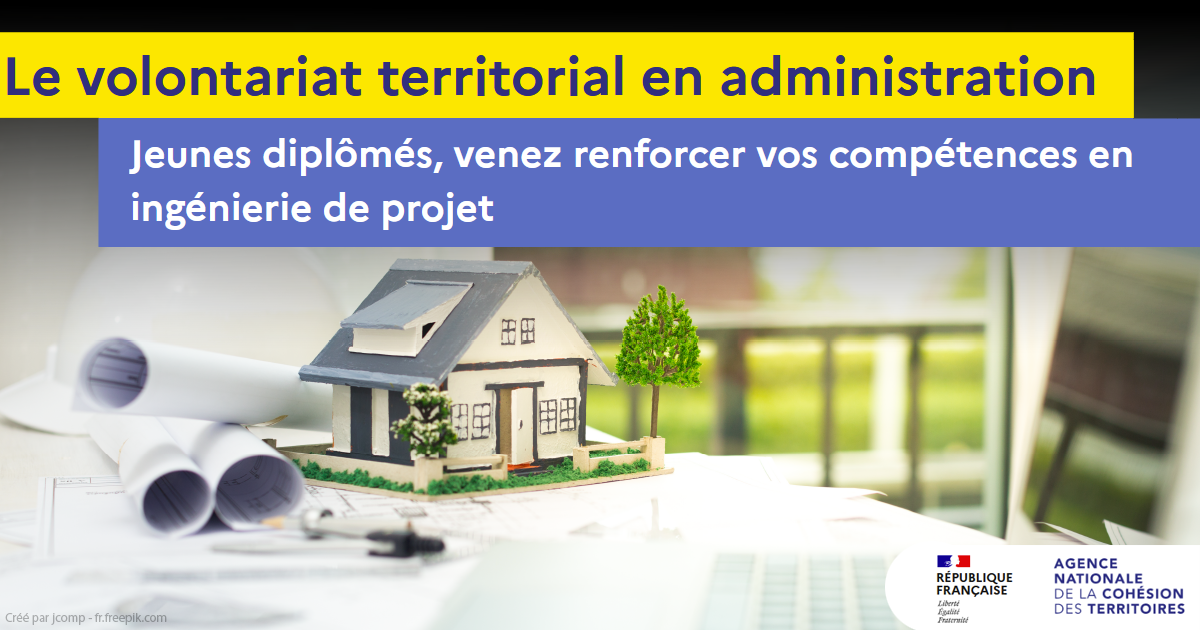 Visuel article Volontariat Territorial en administration