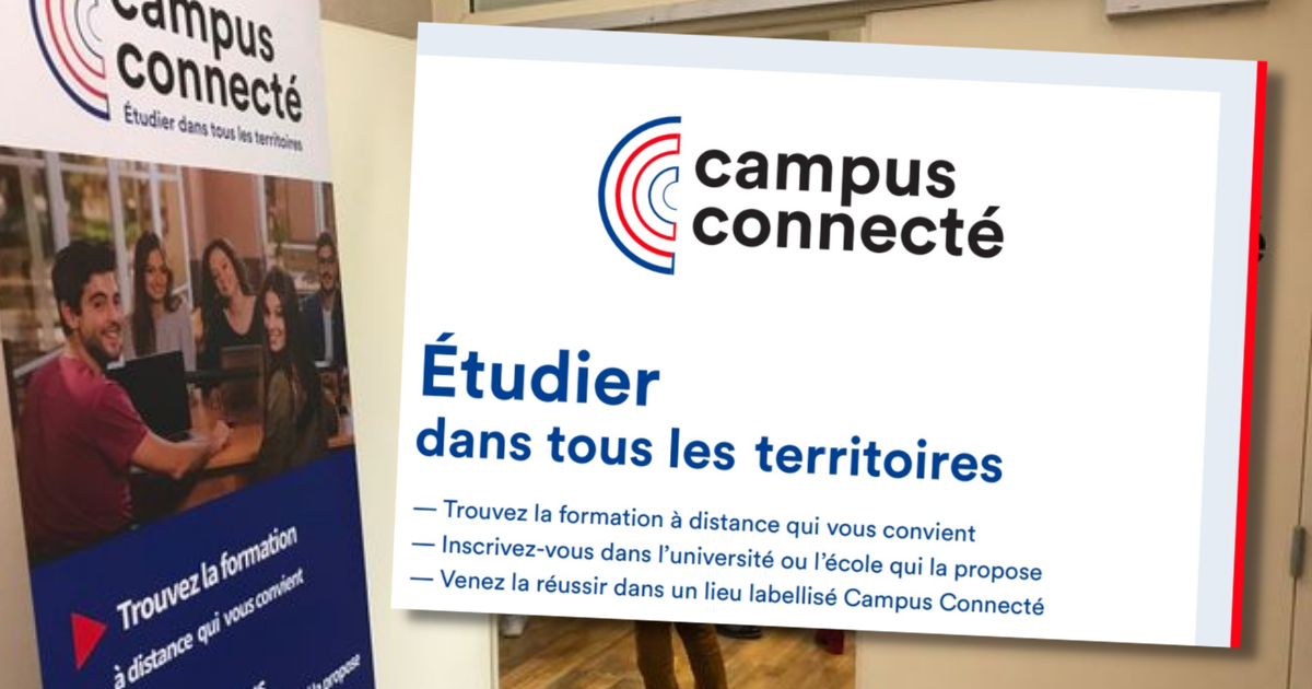 Campus connectés à Autun, Lons-le-Saunier et Nevers