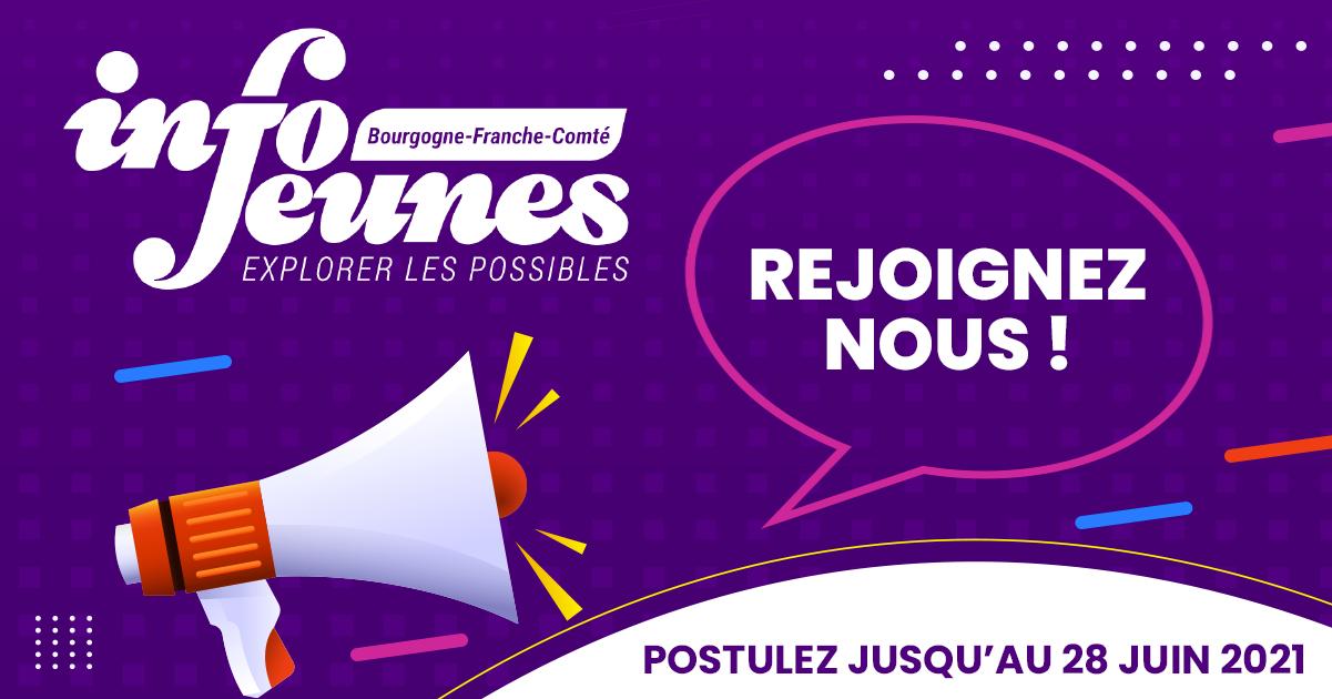 Info Jeunes Bourgogne-Franche-Comté (Crij) embauche