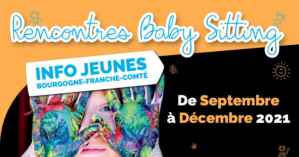 Bandeau rencontres Baby Sitting 2021 en BFC