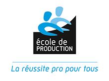 Logo des écoles de production