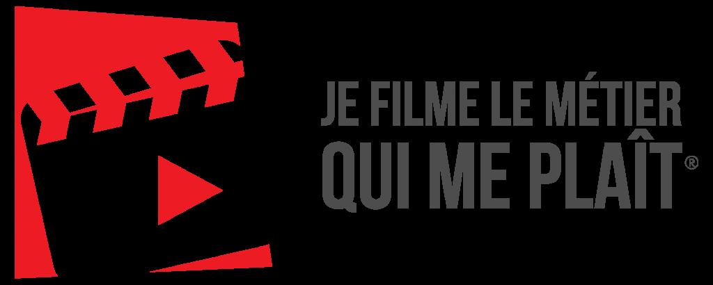 """Logo du concours """"Je filme le métier qui me plait"""""""